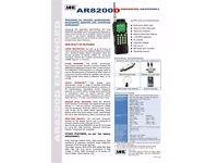 scanner aor ar8200D