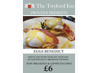 Twyford Inn is looking for a Chef