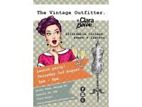 Ladies vintage clothing