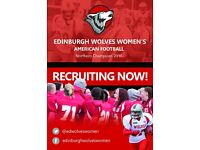 Women's American Football open day
