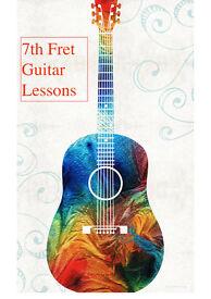 Guitar Lessons Edinburgh *Beginners welcome *