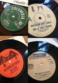 7inch Vinyl Singles CLEAR OUT SALE - Random selection 50s, 60s, 70s!