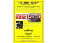 An Easter Shadow - Charity Concert