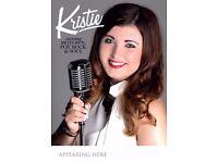 Live Entertainer & Vocalist - Kristie