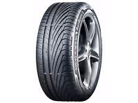 225-45-17 Uniroyal RainSport 3 Brand New Tyre