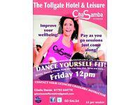 ChaSamba Classes @ Tollgate Hotel & Leisure