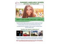 Host Families needed for Summer Language Courses at South Devon Steiner School