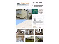 Towyn 8 Berth 3 Bedroom Large Caravan Edwards - 510/EDWMHU