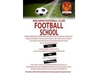 Balham FC Saturday football