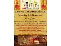 Ashley's Birthday Bank Charity Christmas Fayre