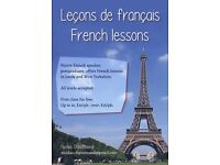 French lessons, all levels