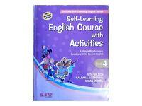 Year 4 textbooks of English Mathematics Science
