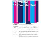 11 PLUS - TRANSFER TEST TUTORING