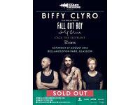 Biffy Clyro - Bellahouston Park