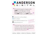 SOCIAL MEDIA | GRAPHIC DESIGN | PRINT MANAGEMENT