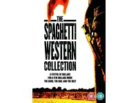 The Spaghetti Western Collection (Clint Eastwoods 3 Dollar Films) in Excellent Condition