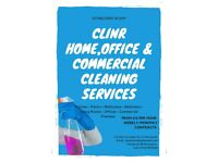 House, After party and commercial premises cleaning services
