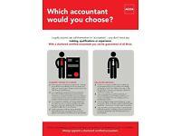 Freelance chartered accountant, Bookkeeper, VAT, Payroll, company annual accounts, tax return, CIS