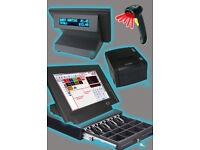 Epos system till Scanner, printer, software Convenience store 5 million barcode lookup