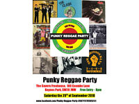 Keyboard Player Wanted - Punky Reggae Party - SW London