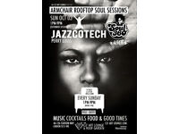 JAZZCOTECH X SOUL 360 WITH DJ'S PERRY LOUIS + AITCH B