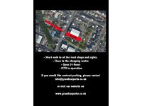 Car parking space £35 a month, Argyle street, Birkenhead CH41 6AB