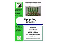 Upcycling Class
