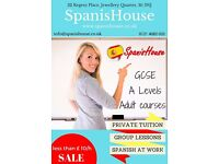 "SpanisHouse - Tailored Spanish Lessons & Courses - ""A unique learning experience!"""