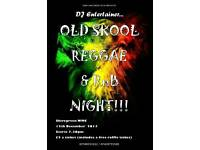 Reggae chiarty night
