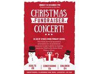 Christmas Fundraiser Concert
