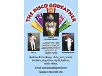 The Disco Godfather