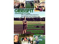 Community Fitness in New Ash Green