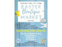 Easter Boutique Market Shoreham-by-Sea