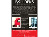 BOLLDENS BUILDING & DECORATING SERVICES LTD.