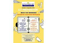 11+ Summer/Sept' Mock Tests & Intensive Coaching - Grammar Eleven Plus (11 Plus) Tuition/Tutor