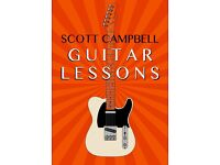 Guitar Lessons Glasgow