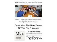 MLE Manchester Language Exchange MeetUp Group