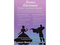 Children's Party Entertainer - Princess, Fairy, Superhero, Pirate and more!