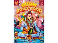 elrow manchester tickets warehouse project albert hall bollywood saturday face value