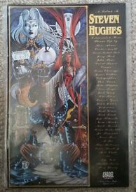 A Ttibute to Steven Hughes (chaos comics)