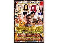 Professional Wrestling, Leeds