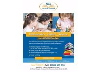 ENROL THIS SATURDAY AT NCL TUITION CENTRE ILFORD~MATHS, ENGLISH & SCIENCE~ KS2, 11+, GCSE & A-LEVEL