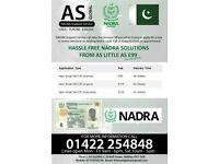 NADRA Cards