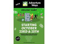 Adventure Ways Holiday Camp