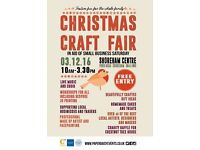 Creative Christmas Craft Fair, over 45 of the best craftsmen, artists, workshops, charity raffle