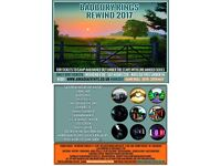 Badbury Rings Rewind Festival (May 26th to 28th Bank Hols)