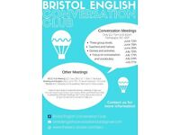 English Conversation Every Week - Bristol English Conversation Club