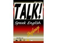 TALK: Speak English - This is a great book for learning and teaching English!
