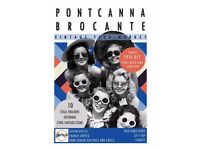 Pontcanna Brocante - Vintage Flea Market - Sun 29th Oct