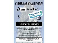 Beetham Tower Indoor Climbing Challenge